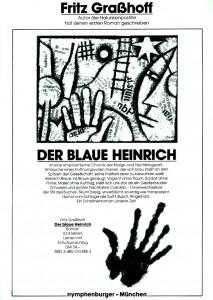 Der blaue Heinrich Druck