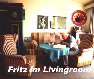 April 85 im Livingroom